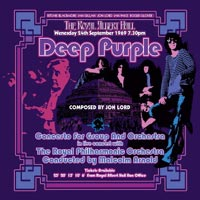 Deep Purple Concerto album sleeve