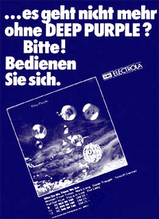 deep purple uk singles discography