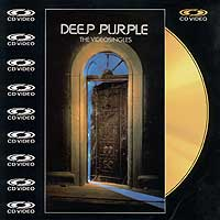 Deep Purple, Videosingles CD Video