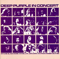 Deeppurple In Concert Discography