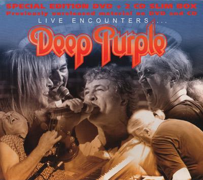 Deeppurple Live Encounters Discography