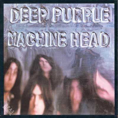 Deeppurple Machine Head Discography