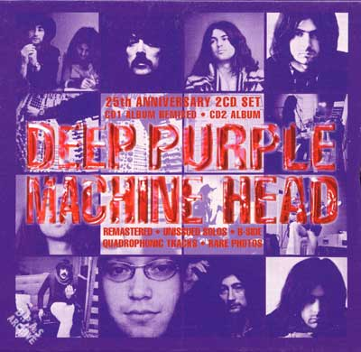 Deeppurple Machine Head Discography