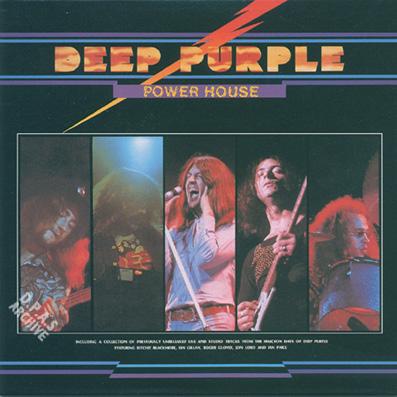 Deeppurple powerhouse discography for Deep house covers