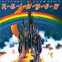 Rainbow, first album cover