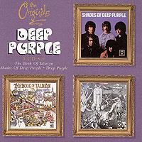Deep Purple Murmullo Hush