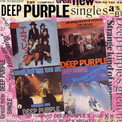 Deep Purple - Singles A's and B's discography