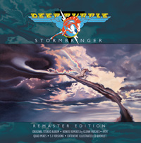 Deep Purple, Stormbringer, remaster album sleeve