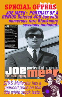 ritchie blackmore - joe meek box set