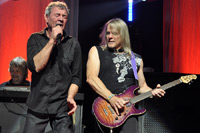 Deep Purple live in Adelaide 2010