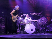 Deep Purple live in 2010