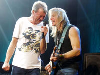 Deep Purple live in 2009