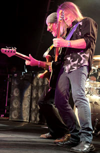 Deep Purple, Glasgow 2009