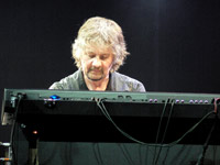 Don Airey live with Deep Purple