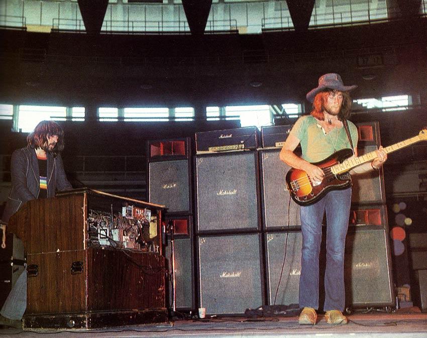 Deep Purple 1971 Italy