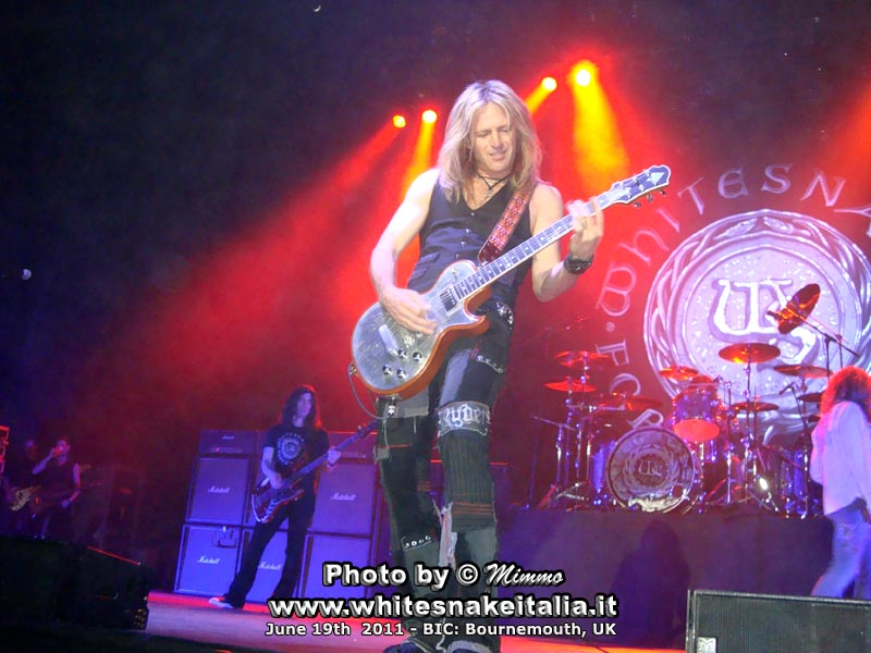 Whitesnake Tour  Uk