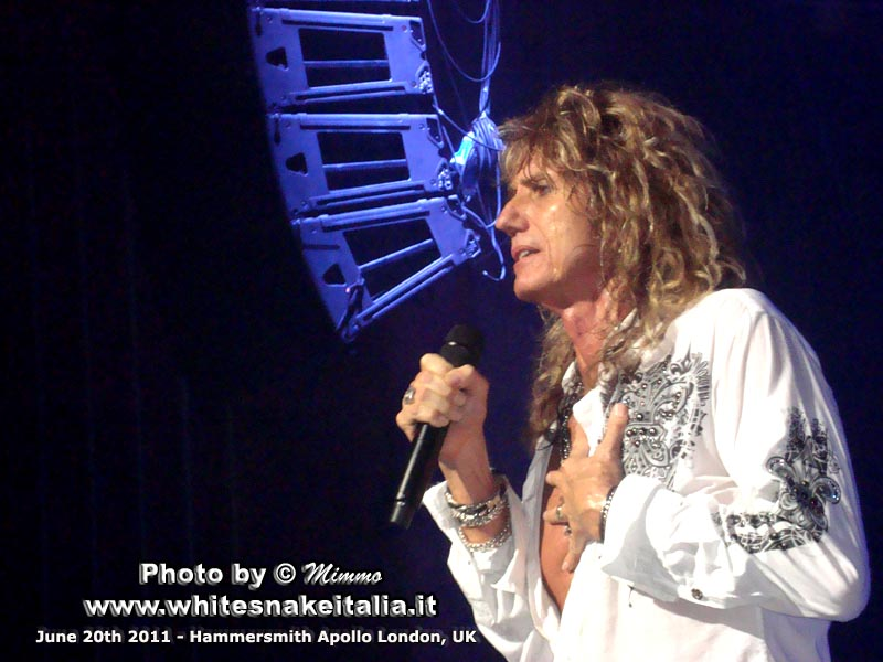 Whitesnake Uk Tour