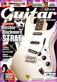 Ritchie Blackmore strat