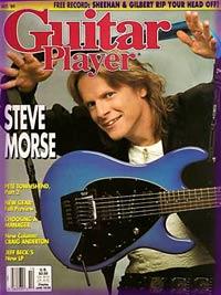 steve morse magazine cover