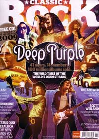 Deep Purple, Classic Rock cover