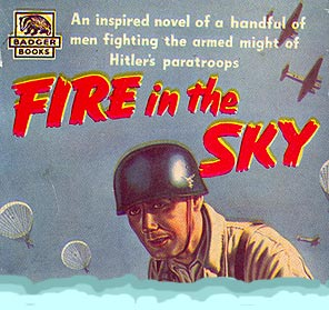 Fire In The Sky, book cover