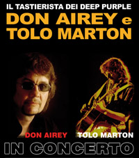 Don Airey live in 2010