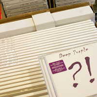 Deep Purple, new album stock at DPAS online