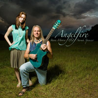 Steve Morse and Sarah Spencer album cover