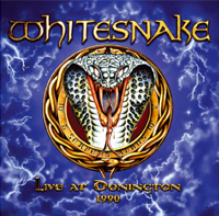 Whitesnake, Live At Donington 1990