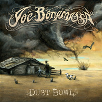 Joe Bonamassa - Dust Bowl album cover