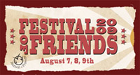 festival of friends logo