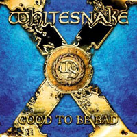 whitesnake - good to be bad album cover