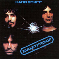 Hard Stuff Bulletproof cover