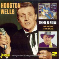Houston Wells album cover
