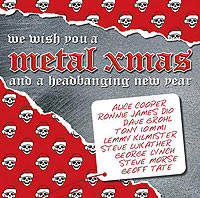Steve Morse - We Wish You A Metal Xmas album