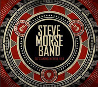 Steve Morse Band - Out Standing in Their Field album cover