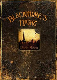 Blackmore's Night, Paris Moon DVD cover