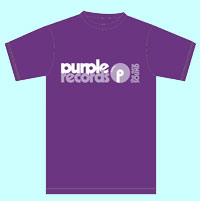Purple Records t-shirt