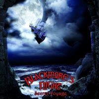 Blackmore's Night, Secret Voyage album cover