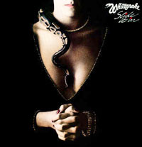 whitesnake - slide it in album cover