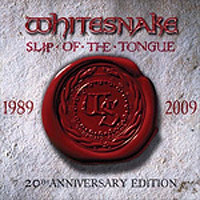 whitesnake - slip of the tongue album cover
