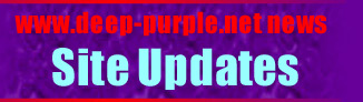 Deep Purple Appreciation Society, Site Updates logo