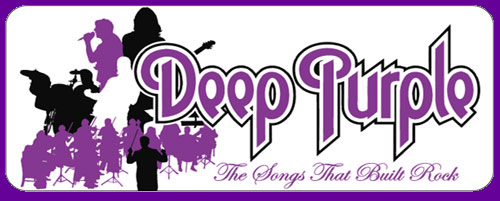 Deep Purple 2011 tour banner