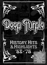 Deep Purple Tour Cd Dvd Amp Book Reviews