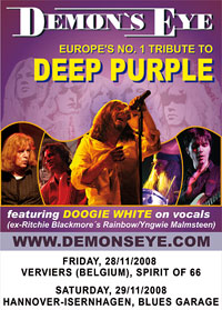 Demon's Eye, Deep Purple Tribute